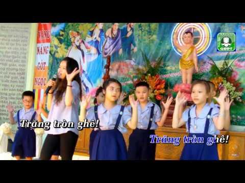 Đồng dao Oanh Vũ Em mơ [karaoke] -