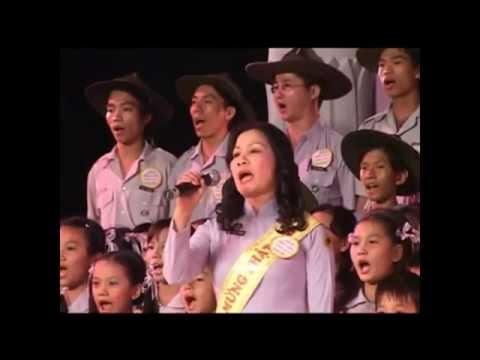 Hội thi Văn nghệ 2008: Phật giáo Việt Nam (hợp xướng) - GĐPT Từ Tân