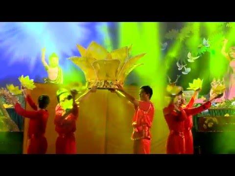 13. Múa: Lửa Thiêng Hóa Sen Vàng - GĐPT Vĩnh Nghiêm Q.3