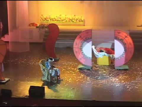 Hội thi Văn nghệ 2008: Khai dòng Thánh sử (hoạt cảnh) - GĐPT Giác Hạnh