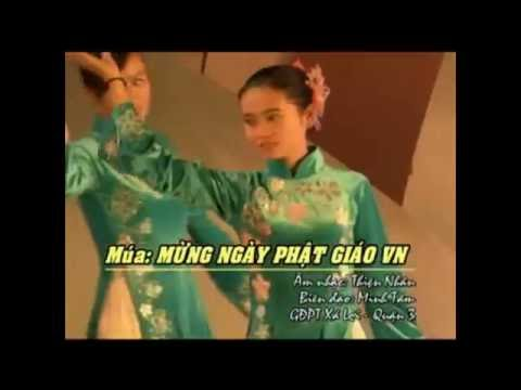 Múa: Mừng Ngày Phật Giáo Việt Nam - GĐPT Xá Lợi - Q.3