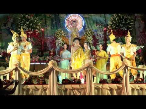 Xem video Nhạc cảnh: Kính Mừng Phật Đản