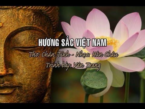 Hương Sắc Việt Nam [karaoke] - Vân Trang