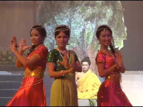 Hội thi Văn nghệ 2008: Đêm thành đạo (hoạt cảnh) - Tịnh xá Ngọc Điểm - Hóc Môn