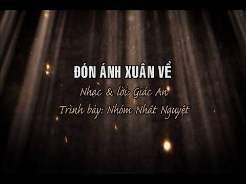 Đón Ánh Xuân Về [karaoke] -
