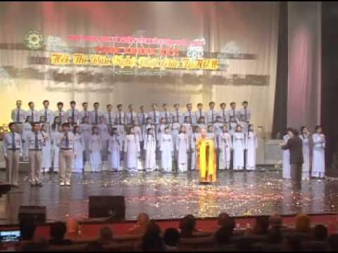 Hội thi Văn nghệ 2008: Bồ Tát Quảng Đức (hợp ca) - Tổ đình Quán Thế Âm - Q.Phú Nhuận