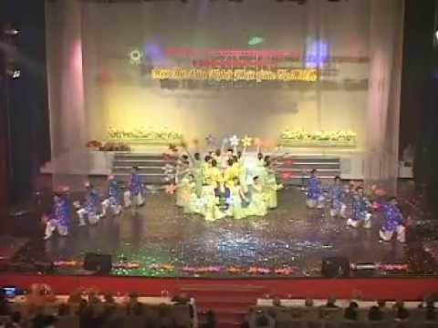 Hội thi Văn nghệ 2008: Kính mừng Phật đản (múa) - GĐPT Vĩnh Nghiêm