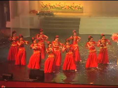 Hội thi Văn nghệ 2008: Saliqua (múa) - Chùa Thiên Tôn - Quận 5