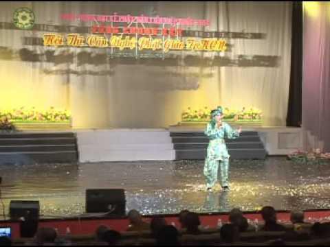 Hội thi Văn nghệ 2008: Ánh đạo vàng (cải lương) - Chùa An Phú - Quận 8