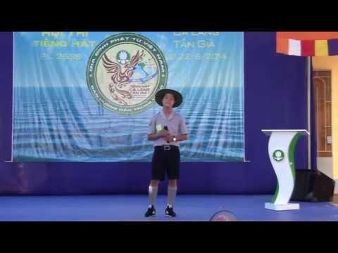 [Ca Lăng Tần Già] Thí sinh 34 - Nguyễn Phạm Kiên Thệ (Gia Định)