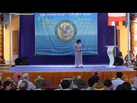[Ca Lăng Tần Già] Thí sinh 11 - Nguyễn Hoàng Vỹ Cầm (Bình Định)