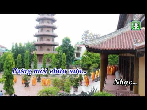 Dựng mái chùa xưa - Vân Khánh