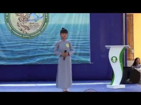 [Ca Lăng Tần Già] Thí sinh 16 - Nguyễn Minh Thư (Cam Ranh)