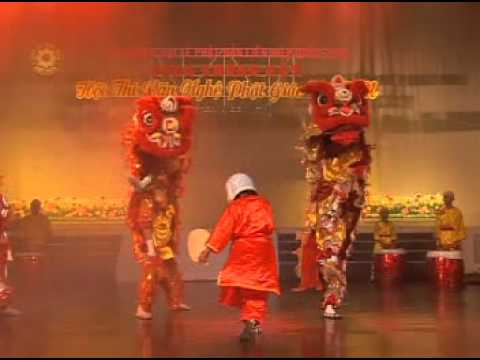 Hội thi Văn nghệ 2008: Hộ Pháp La Hán (hoạt cảnh) - Tịnh xá Quan Âm - Quận 5