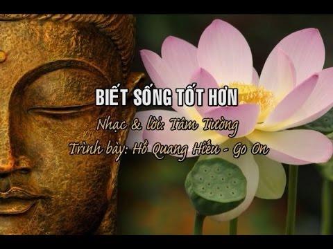 Biết Sống Tốt Hơn [karaoke] - Hồ Quang Hiếu - Go On