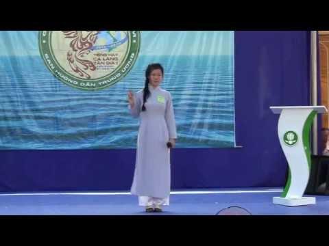 [Ca Lăng Tần Già] Thí sinh 23 - Huỳnh Thị Chung Ly (BR-VT)