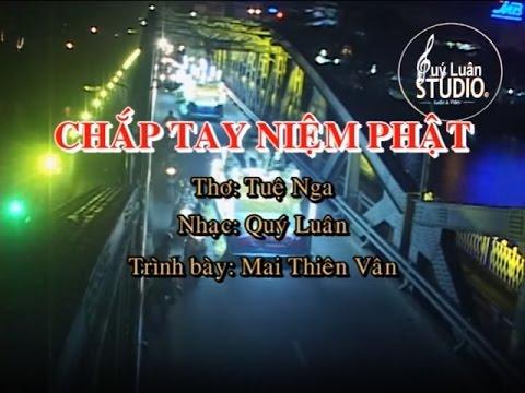 Chắp tay niệm Phật [karaoke] - Mai Thiên Vân