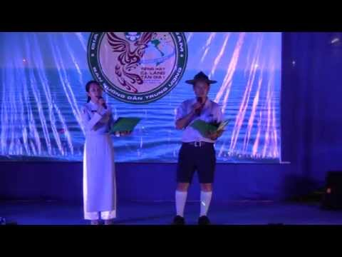 [Ca Lăng Tần Già chung kết] Thông già rủ bóng vườn lam - Khánh Phương - Đăng Khôi