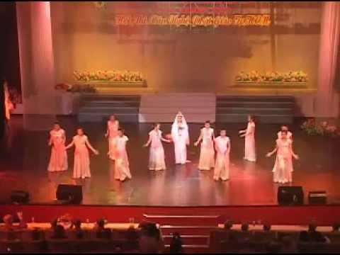 Hội thi Văn nghệ 2008: Mẹ Từ Bi (múa) - GĐPT Phổ Hiền