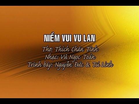 Niềm Vui Vu Lan [karaoke] - Nguyễn Đức & Tú Linh