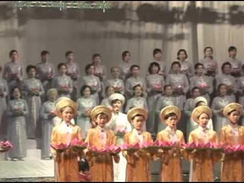 Hội thi Văn nghệ 2008: Ca ngợi đấng Thế Tôn (hợp ca) - Chùa Phổ Quang - Q. Phú Nhuận