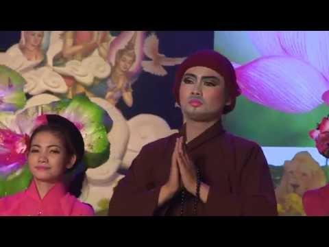 16. Hoạt cảnh: Phật Hoàng Trần Nhân Tôn - GĐPT Giác Ngạn - Q. Phú Nhuận
