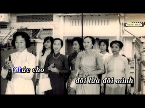Mừng đôi Tân hôn - Thanh Trúc