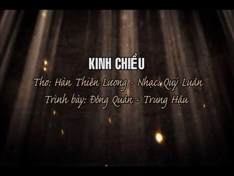 Kinh Chiều [karaoke] -