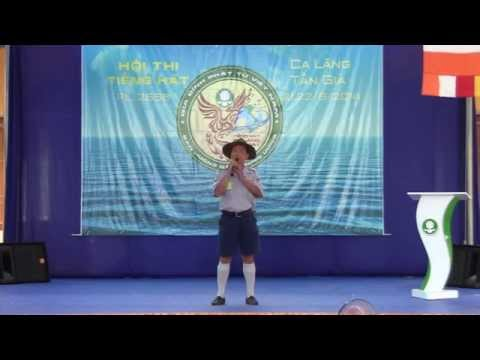 [Ca Lăng Tần Già] Thí sinh 35 - Nguyễn Viết Thành (Đà Nẵng)