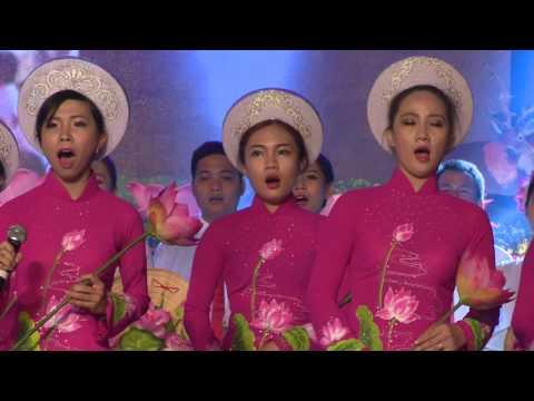 17. Tốp Ca: Việt Nam Phật Giáo Sáng Ngời Hào Quang - Chùa Vạn Thọ Q.1