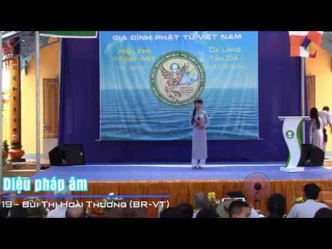 [Ca Lăng Tần Già] Thí sinh 19 - Bùi Thị Hoài Thương (BR-VT)