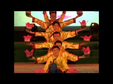 Xem video Múa: Kính Mừng Phật Đản