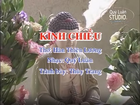 Kinh chiều [karaoke] - Thùy Trang
