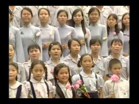 Ca Ngợi Đấng Thế Tôn - Gia đình Phật tử TP.HCM
