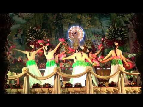 Xem video Múa Kính mừng Phật Đản sinh Chánh Thọ