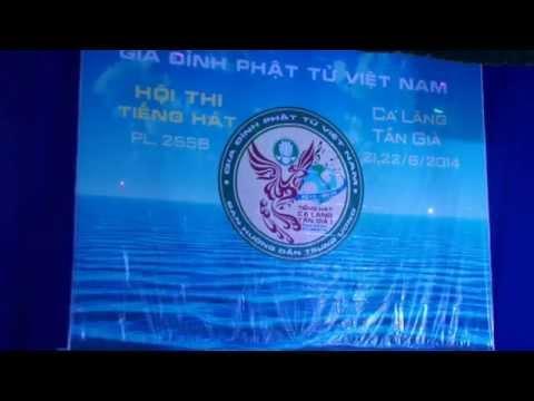 [Ca Lăng Tần Già chung kết] Con xin sám hối - Hồ Khánh Vân - 36