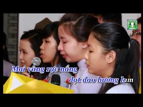 Xuân quê Karaoke -
