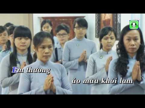 Màu áo em mang Hà Thanh Karaoke -