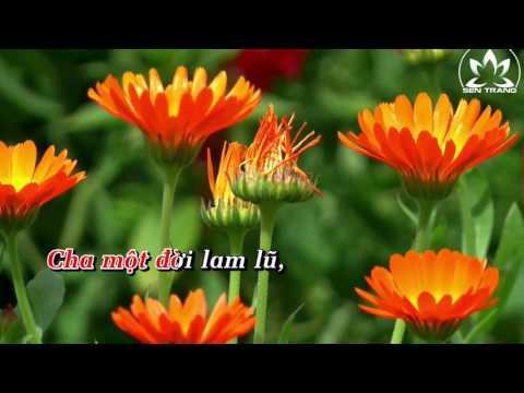 Đạo Phật là Đạo Hiếu song ca Karaoke -