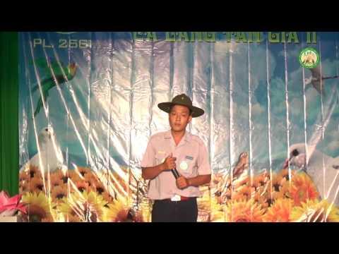 Ánh Mắt Của Cha [Ca Lăng Tần Già II] - Nguyễn Đăng Khải