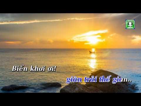 Biển và mẹ Karaoke -