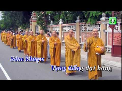 Thầy tôi Hòa Thượng Thanh Sơn Karaoke -