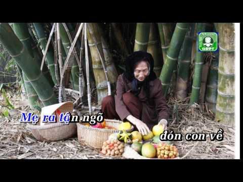 Hương Bồ Kết Mẹ Gội Karaoke -