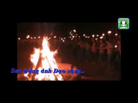 Gọi lửa thiêng Karaoke -