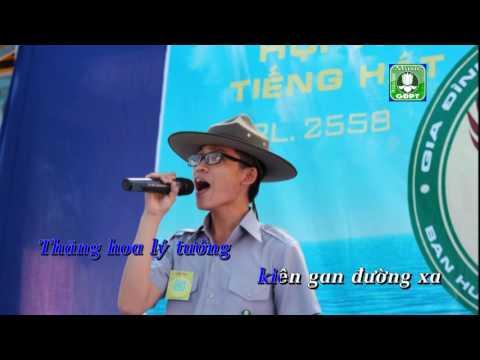 Tiếng hát Ca Lăng Tần Già Karaoke -