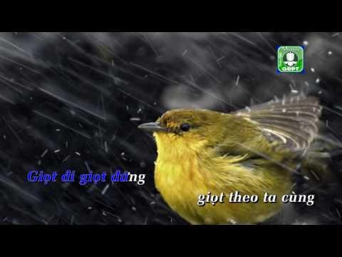 Mưa đầu mùa Karaoke -