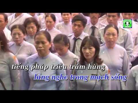 Chân Dung Người áo Lam KP Karaoke -