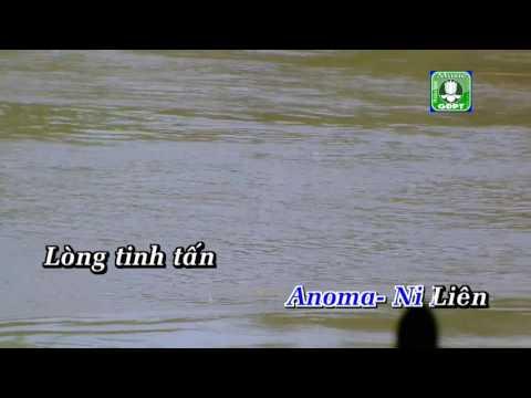 Anoma Ni Liên [karaoke] - Tâm Kim -