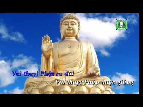 Vui thay Phật ra đời NAK karaoke -