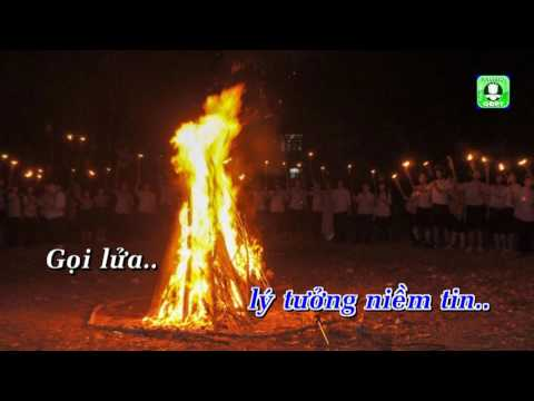 Bài ca gọi lửa GĐPT -